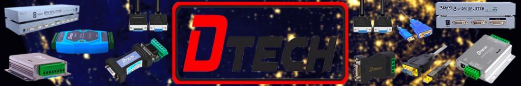 DTECH VGA Splitter DT-7516